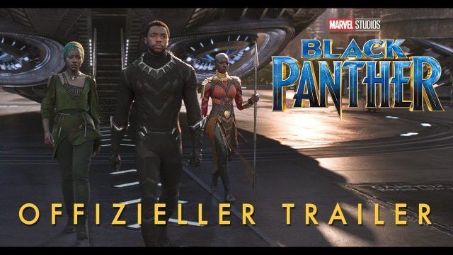 Black Panther, Official Trailer