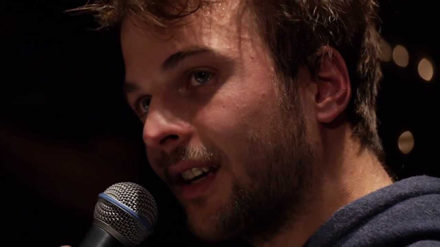 Nils Frahm live on KEXP